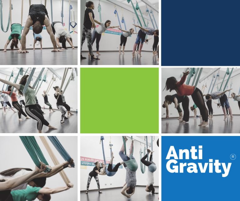 collage AntiGravity